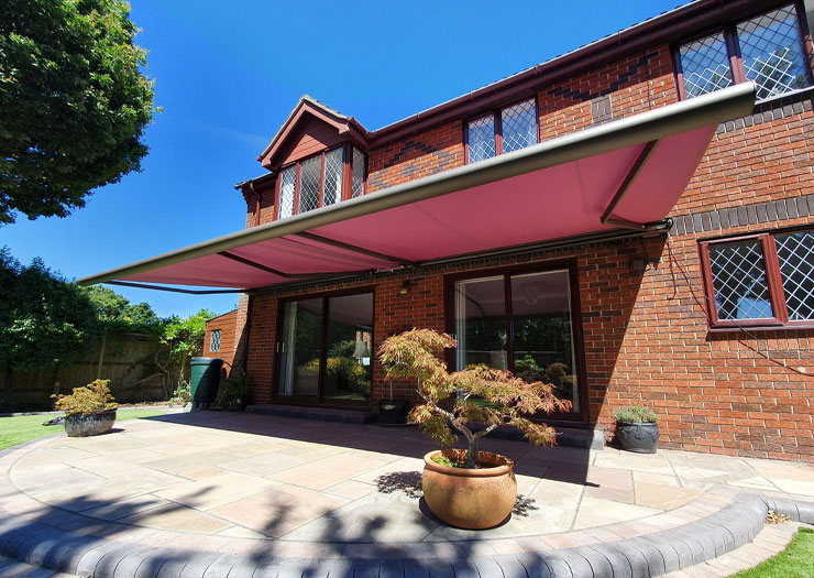 Case Study Awnings