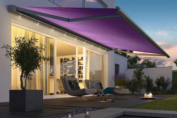 Awning - antibes video